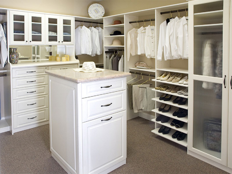 Toronto's Best Walk In Closet