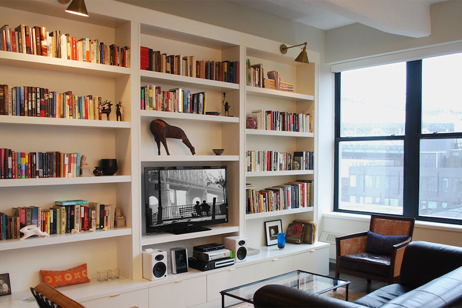 Affordable Custom Built In Wall Unit Toronto