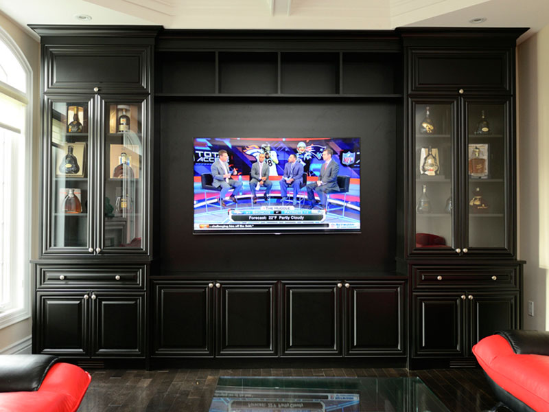 Built In Wall Unit