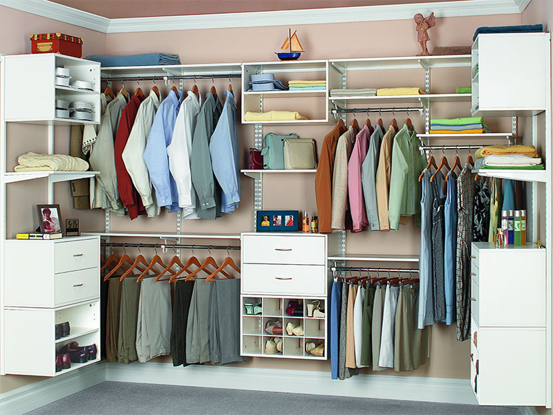 Wardrobe Closets Organize Your Closet Space