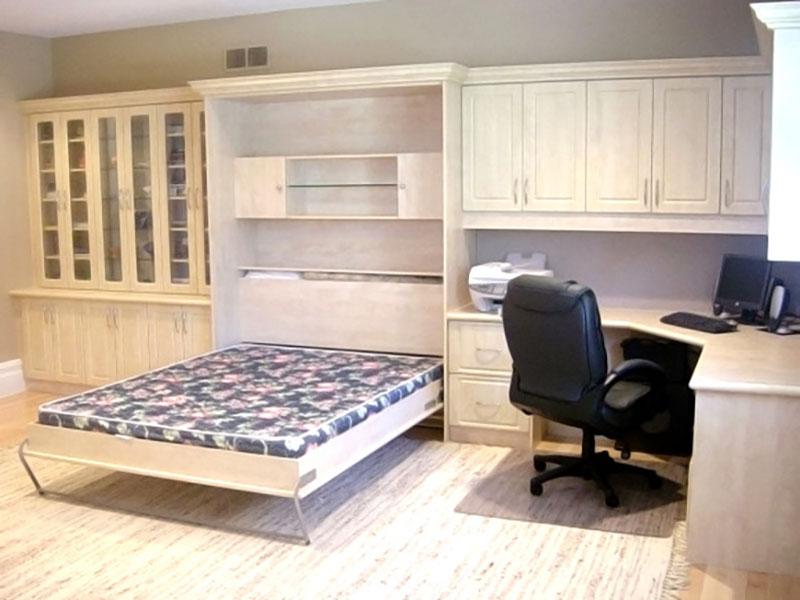 Custom Murphy Bed Toronto