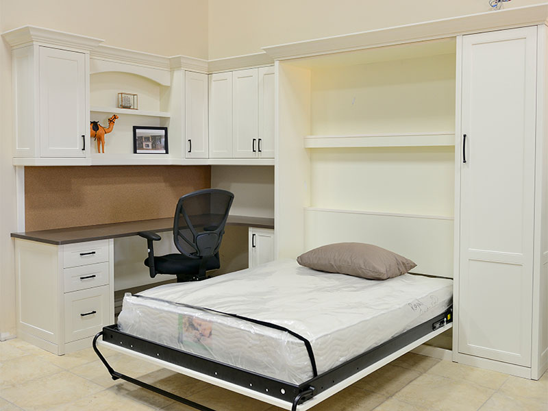 Custom Murphy Bed or Wall Bed Toronto