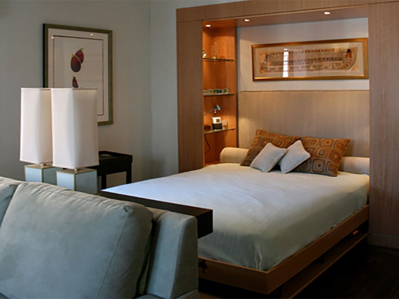 Adjustable Wall Bed or Murphy Bed in Toronto