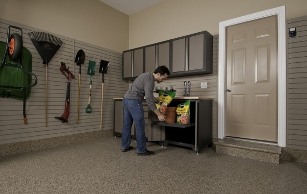 Garage Wall Cabinets