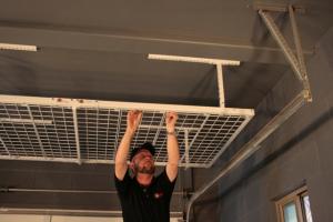 garage overhead storage