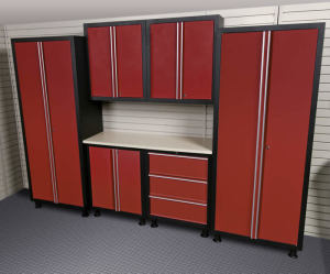 Red Closets