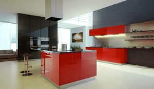 Red Home Interiors