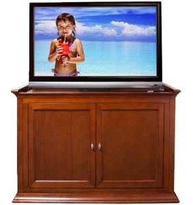 Pop Up Flat Screen Cabinet