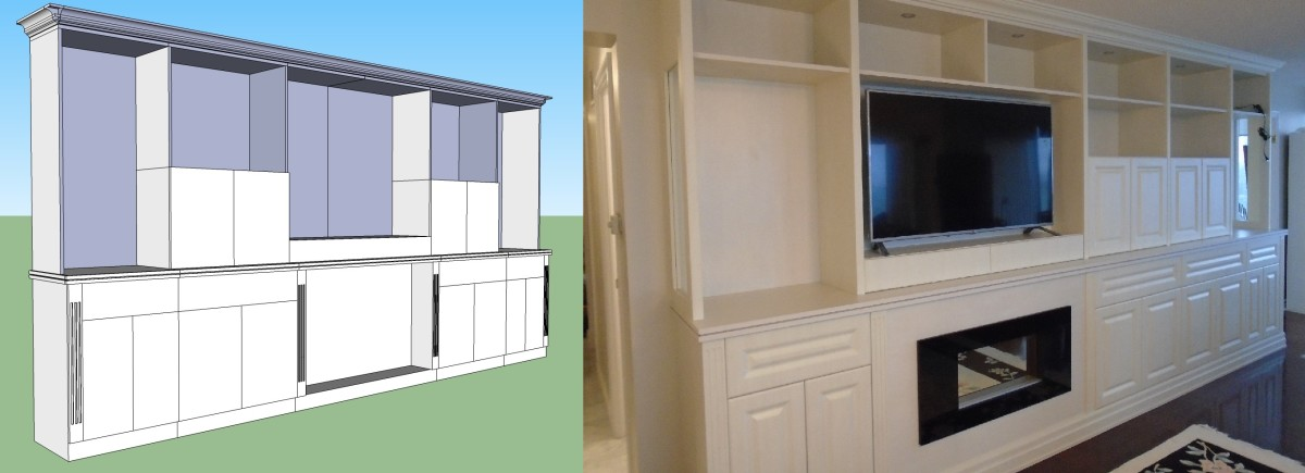 Rendering Dream Closet