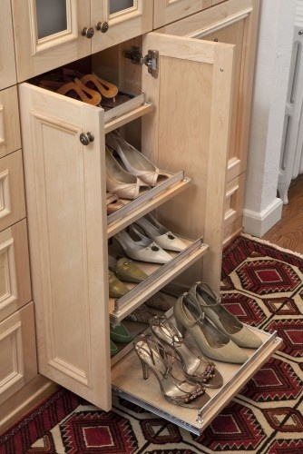 Shoe Pull-Out Drawer
