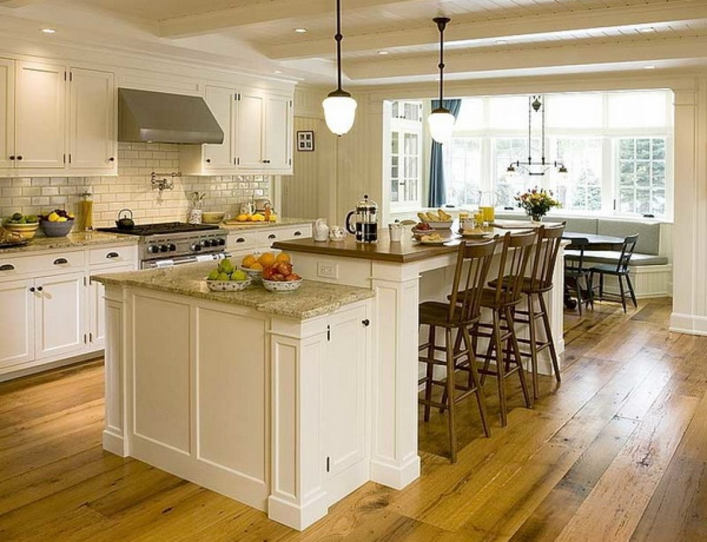 Amazing Modern Kitchen Island Design