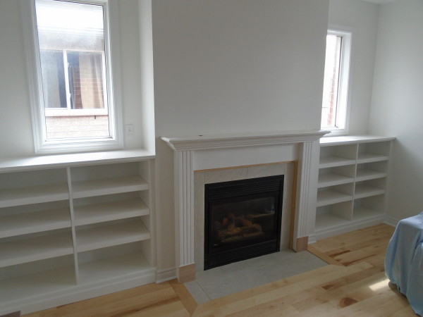 Built-In Bookcase Toronto