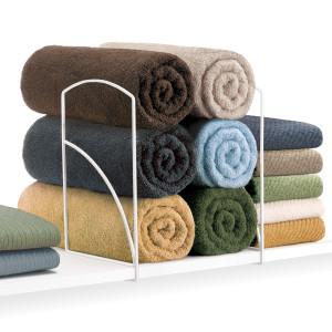 linen closet - dividers