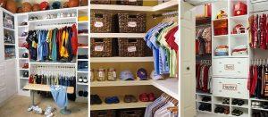 Best Custom Closets & Shelving for Kid's Room