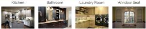 Closets Solution for Room, Batroom & Kitchen