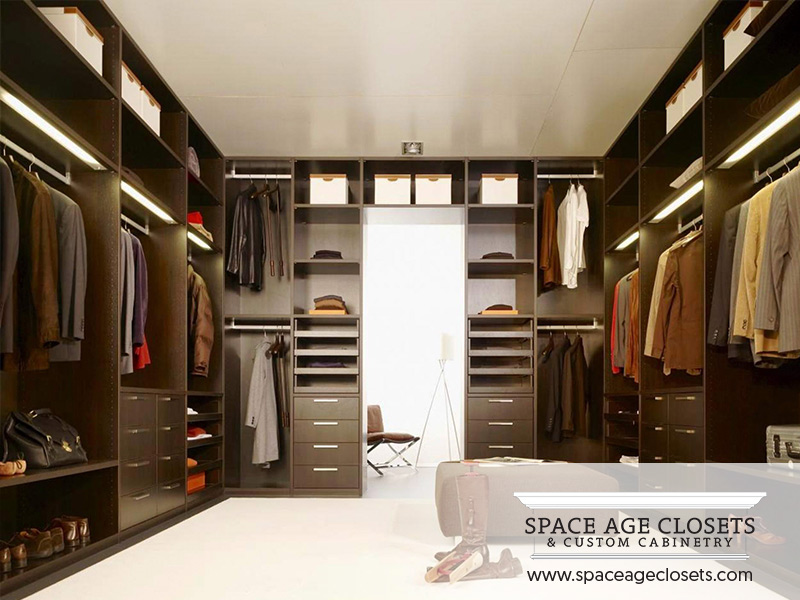 12 Mar Custom Closet Organizers A Simple Step For Peace Of Mind