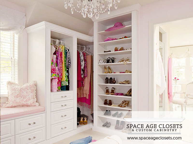 Walk In Closet Designs