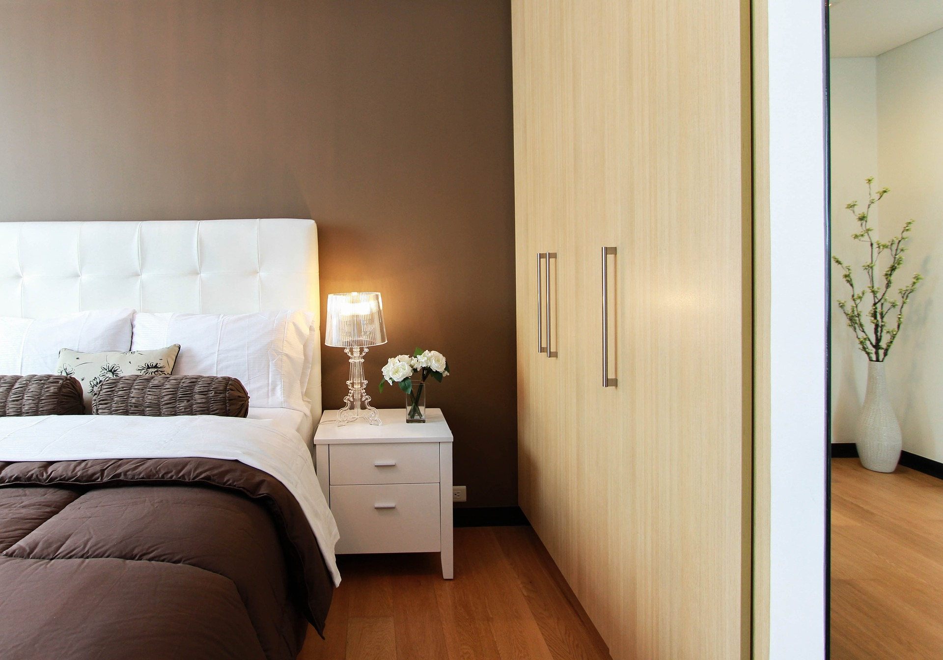 bedroom closet solution