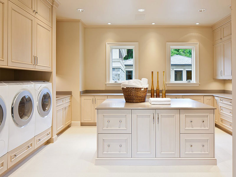 Custom Laundry Room Toronto