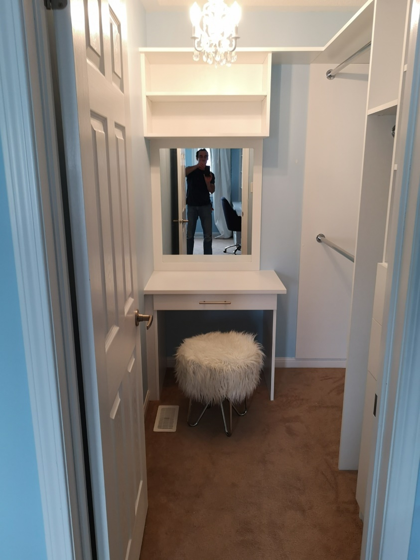 Custom Walk in closet Toronto