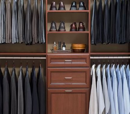 Bedroom Closet Solutions