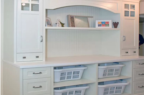 Laundry Room Wall Cabinets in Toronto
