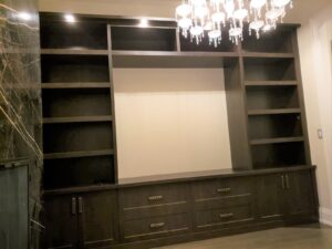 Custom Made Man Cave by Space Age Closets in Toronto, ON