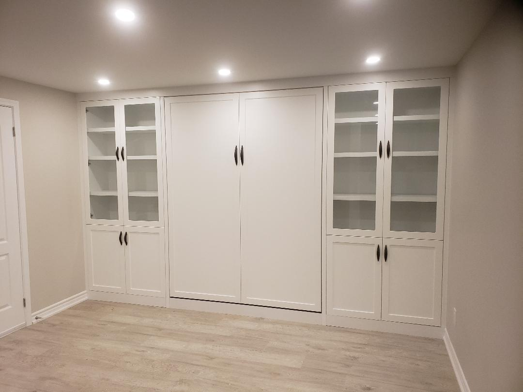 Custom Shelving Units by Space Age Closets in Toronto, ON