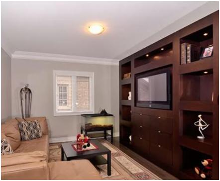 Stylish Interior Storage